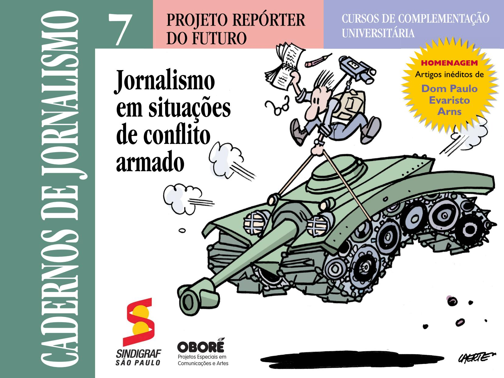 Jornalismo em Situações de Conflito Armado